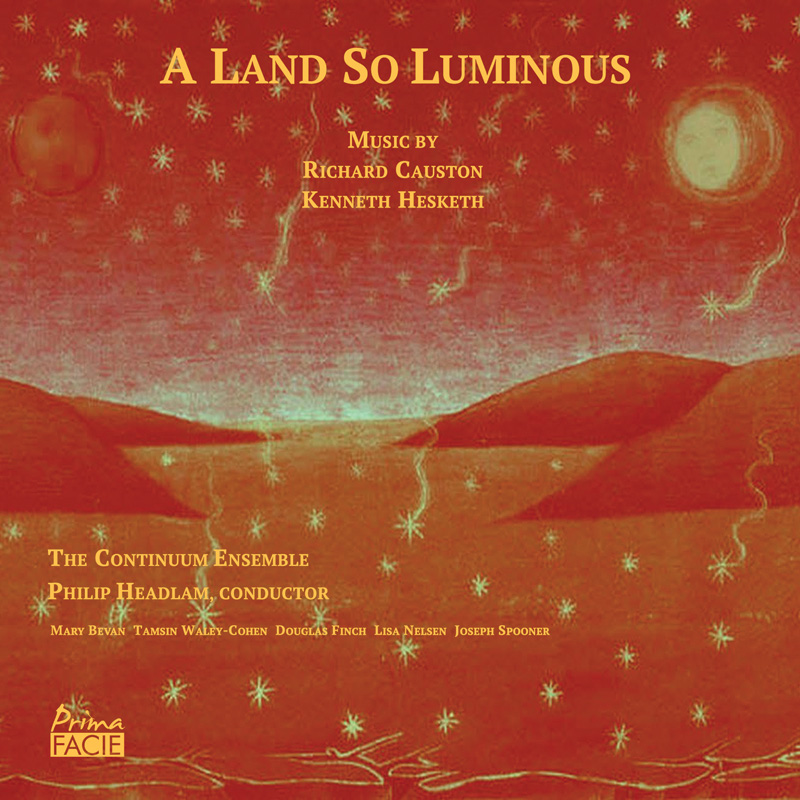 land so luminous CD